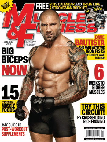 Muscle & Fitness. January 2013