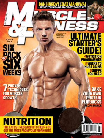 Muscle & Fitness. March 2013