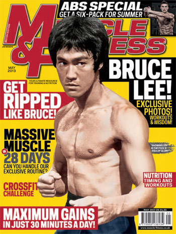 Muscle & Fitness. May 2013