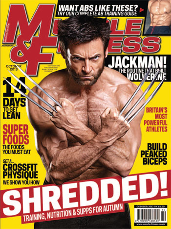 Muscle & Fitness. October 2013